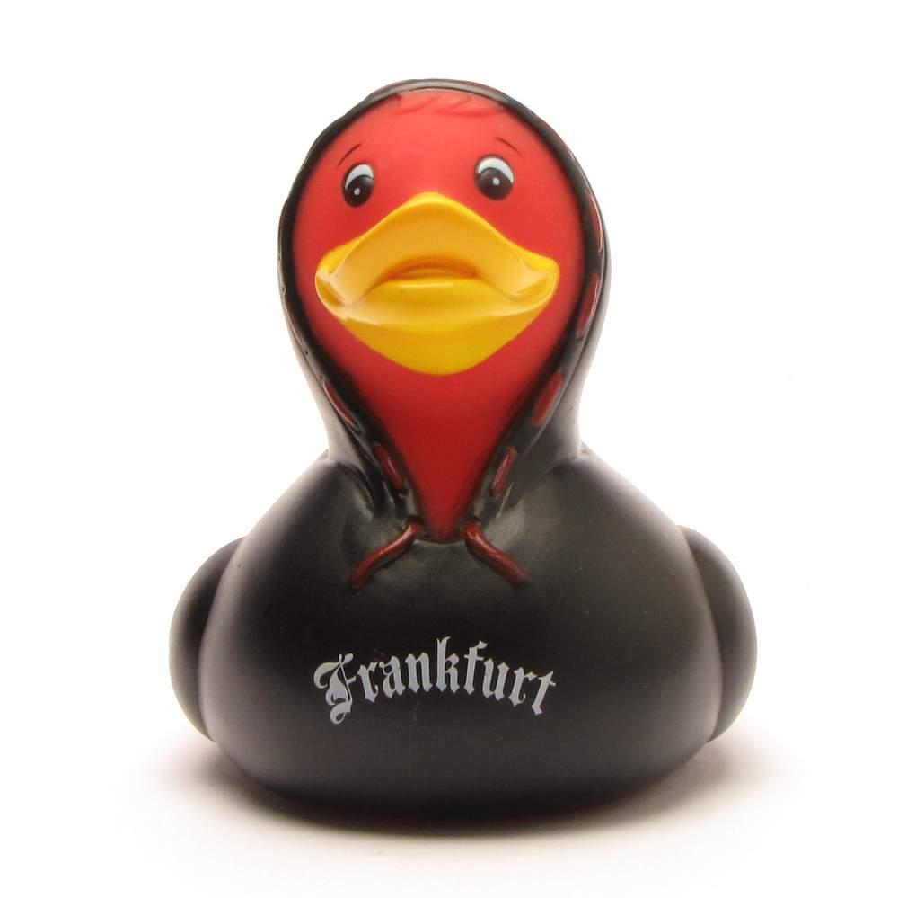 Eintracht Frankfurt Christbaumkugeln.Eintracht Frankfurt Badeente Ultras Duckshop