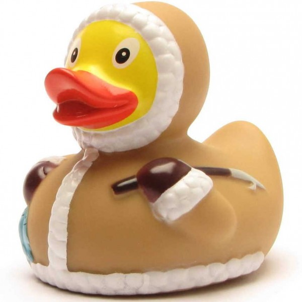 Rubber Ducky Eskimo brown