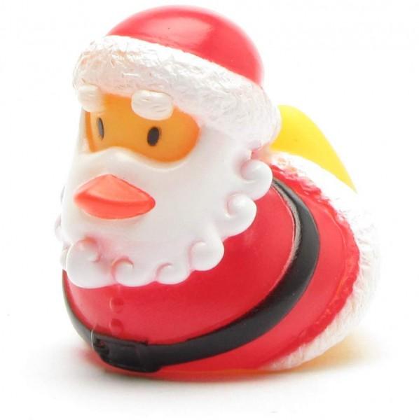 Quietscheentchen Weihnachtsmann