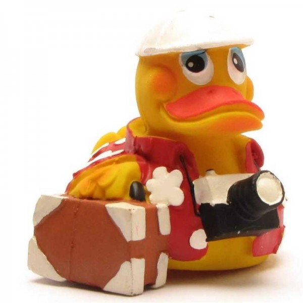 Rubber Ducky Go on vacation