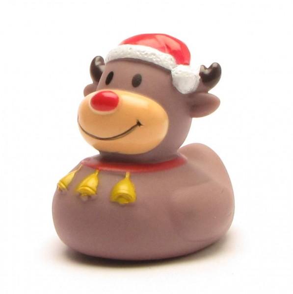 Rubber Ducky Reindeer Mini