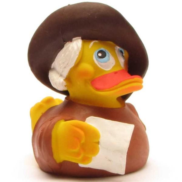 Goethe Rubber Duckie