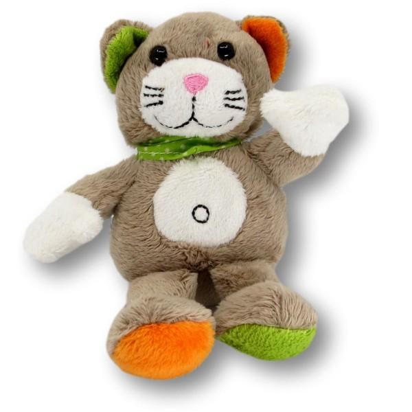 Soft toy cat Pia