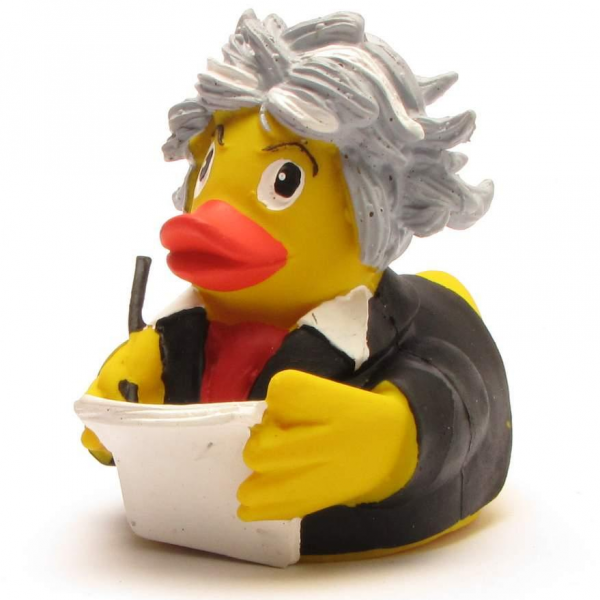 Beethoven Rubber Duckie