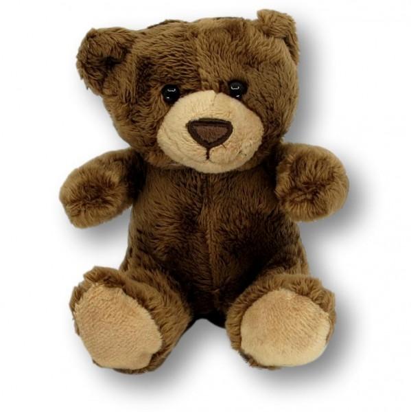 cuddly toy bear dark brown