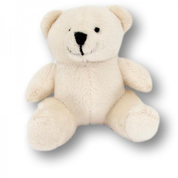soft toy bear Bianca cream