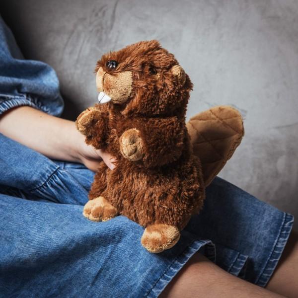 Soft toy beaver Brian
