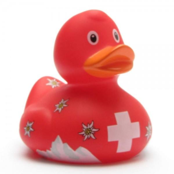 Swiss Rubber Duck