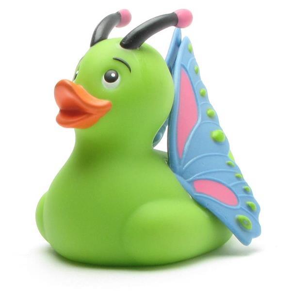 Schmetterling Badeente
