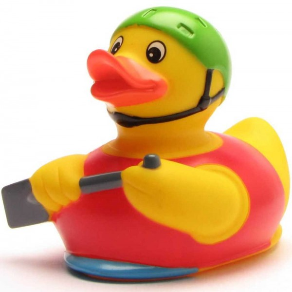Rubber Duck Rowing Boat