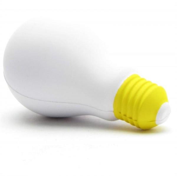 Knautschfigur Glühbirne