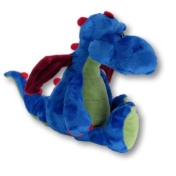 Soft toy dragon Magnus
