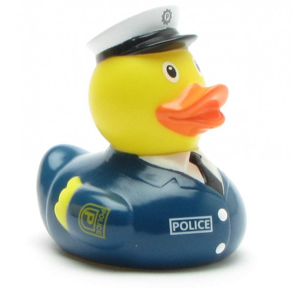 Rubber Duck Police