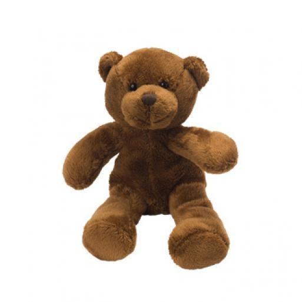soft toy bear Finn brown