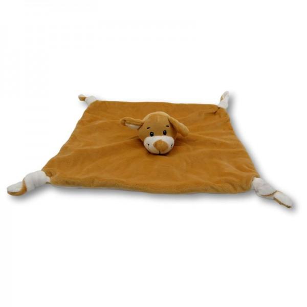 Cuddle cloth dog brown