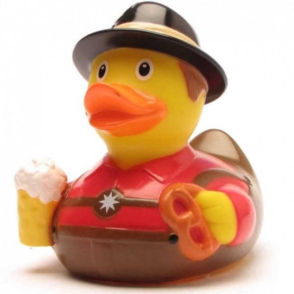 Rubber Duck Bavarian Boy