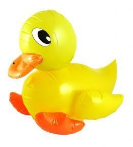 inflatable duck - approx. 40 cm