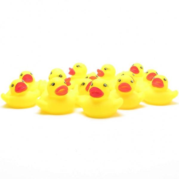 Rubber Duckyn - 5 cm 15 piece set