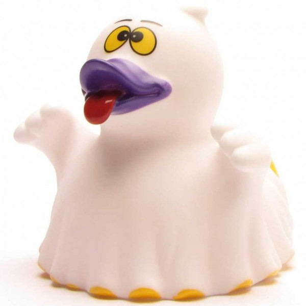 Ghost Rubber Duck