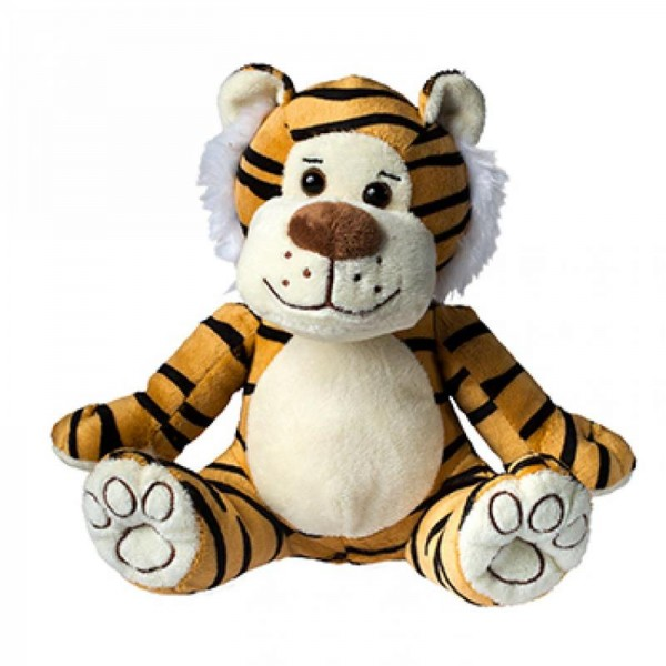 Soft toy tiger Lucy