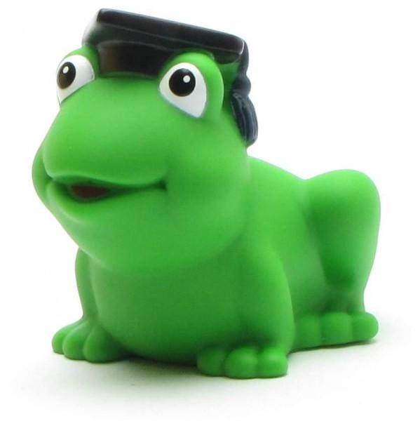 Academic frog