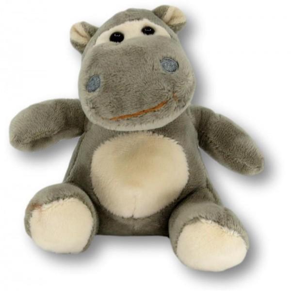 Soft toy hippo Tanja