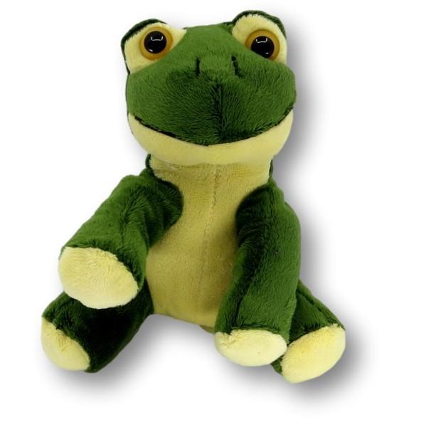 Soft toy frog Arwin