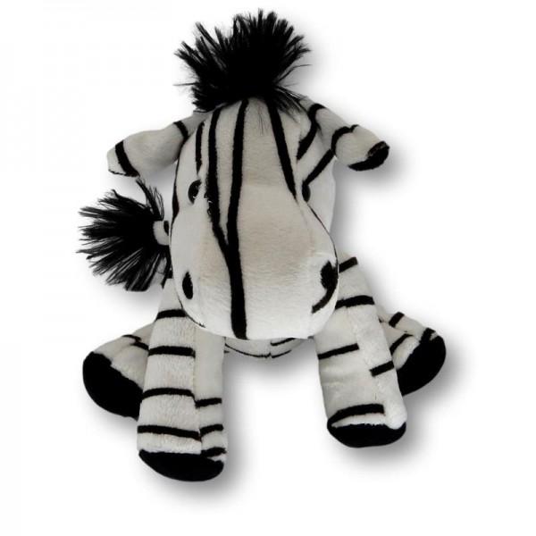 Soft toy zebra zora