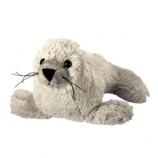 soft toy seal Silvia small