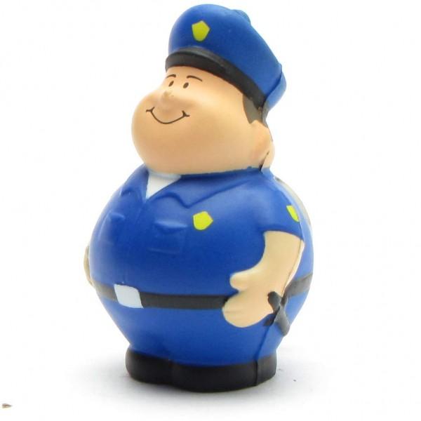 De heer Bert - Politie - Sleutelhanger