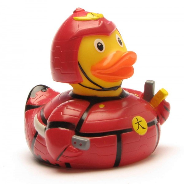 Rubber Ducky Samurai