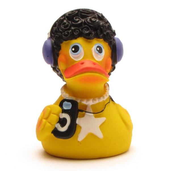 Rubber Ducky Disco yellow