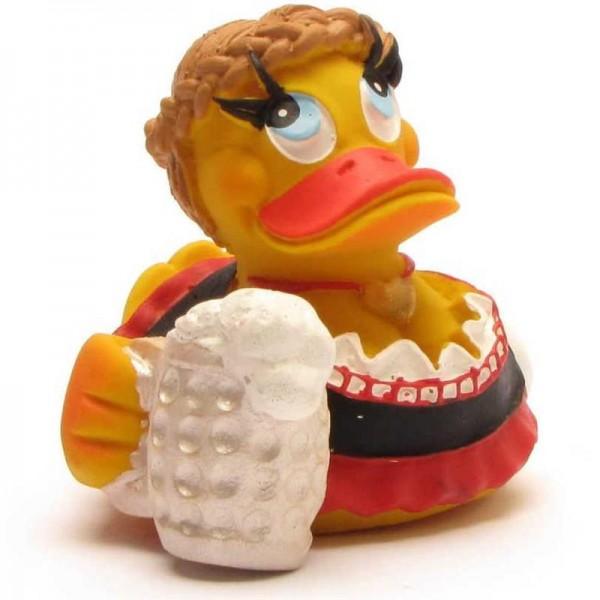 Rubber Ducky Dirndel Duck