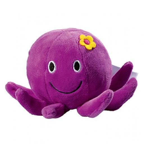 Plush toy octopus Belinda