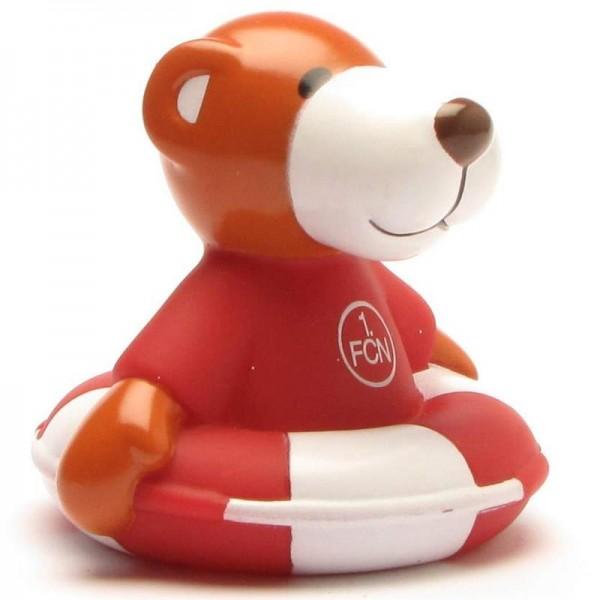 Bathing bear 1. FC Nuremberg