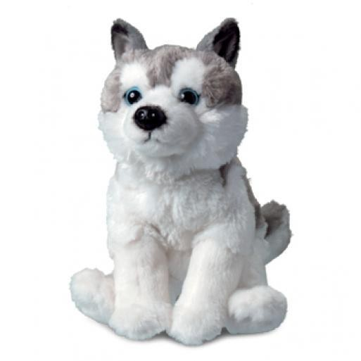 Soft toy Husky Harri