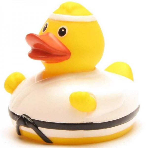 Karate Rubber Duck