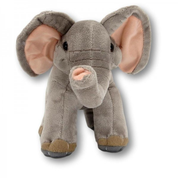 Soft toy elephant Vitali