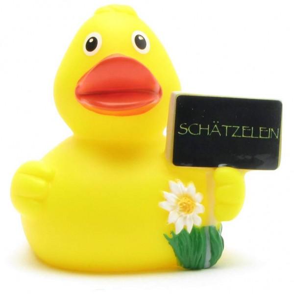 """Rubber Duck """"Schätzelein"""""""