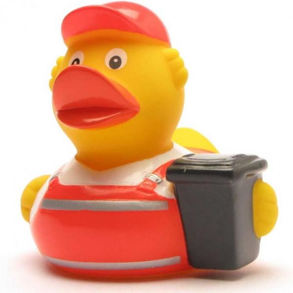 Rubbish collector Rubber Duck