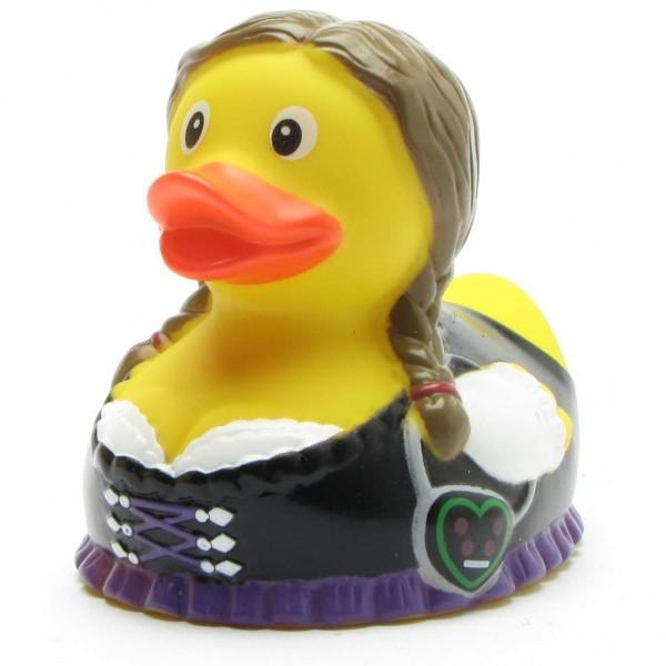 Rubber Ducky Bavarian girl