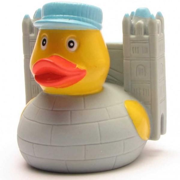 London Towerbridge Rubber Duck