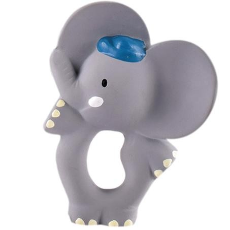 Alvin, the elephant - Bijtring