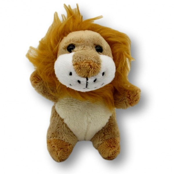 Plush leeuw met Sleutelhanger