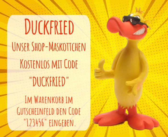 Duckfried