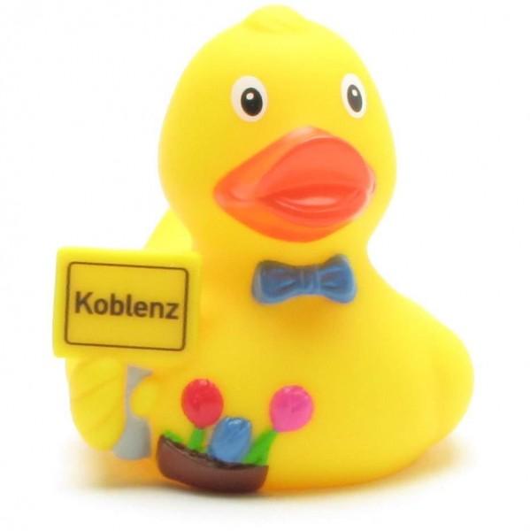 City duck - Koblenz