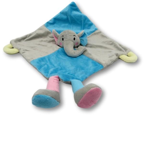 Cuddle cloth elephant coloured