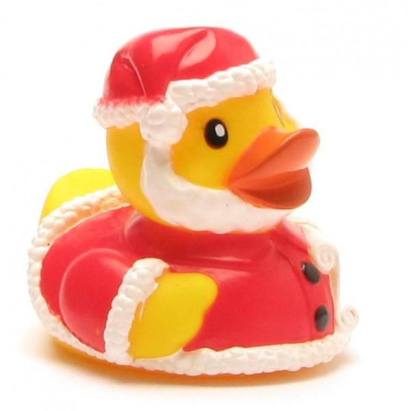 Rubber Duckie Santa Claus
