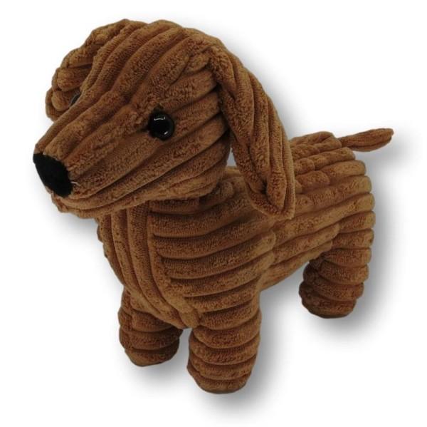 Soft toy dachshund Daisy