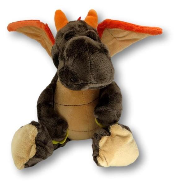 soft toy dragon Edda
